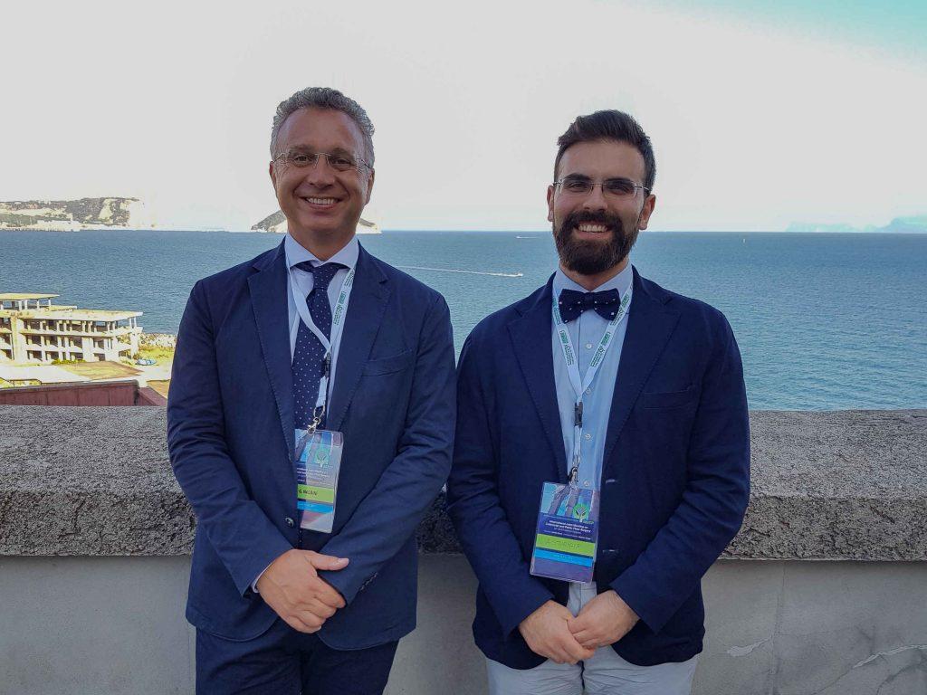 con il Dott. Gabriele Naldini al Congresso SIUCP Napoli 2017