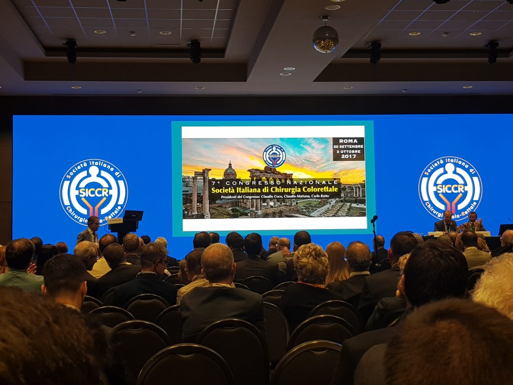 Congresso Nazionale SICCR 2017 – Roma